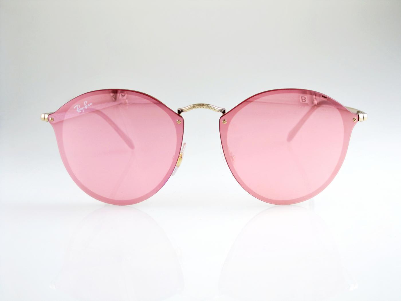 9bbbb7138 Dámske slnečné okuliare Ray Ban - Blaze Round | oftalens.sk
