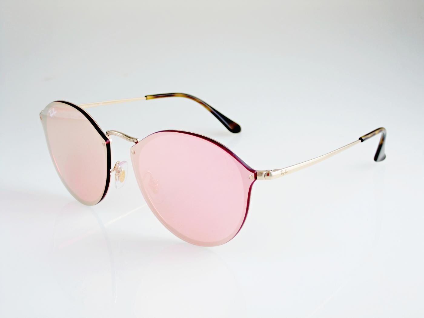 Dámske slnečné okuliare Ray Ban - Blaze Round ab86b984cc4
