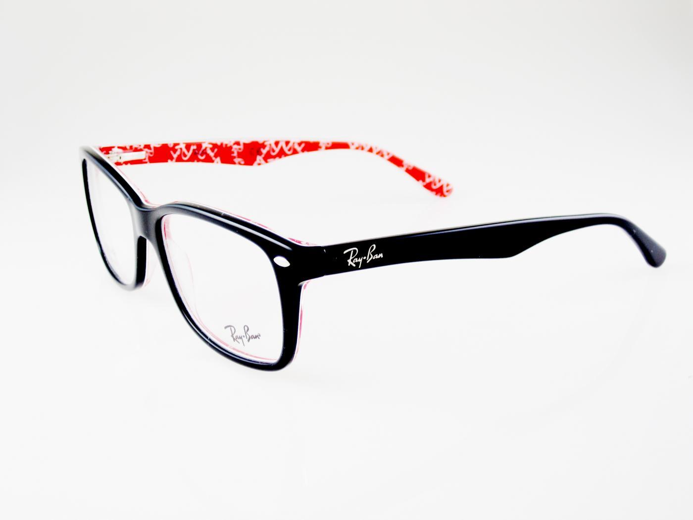 Unisexové dioptrické okuliare RayBan eb1c6f9491f